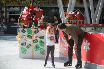 Holiday On Ice 2012 skaters