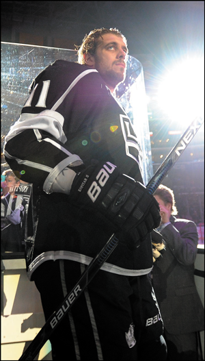 Anze Kopitar National Captain