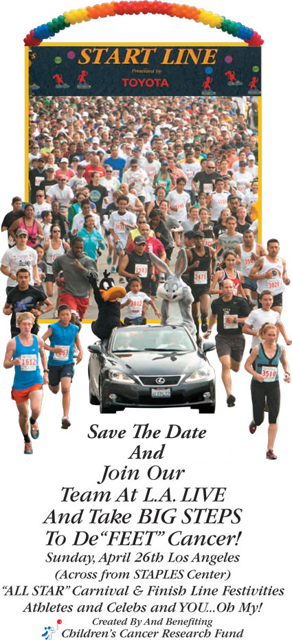 8th Annual Kids 4 Kids RUN/WALK 2015 Sunday April 26th 2015
