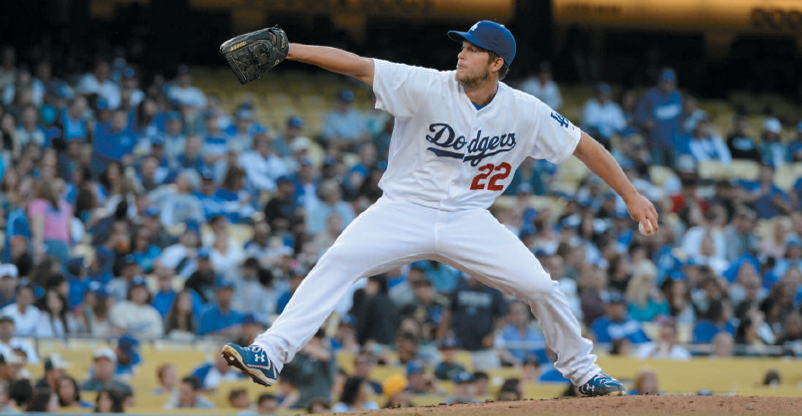Clayton Kershaw National Captain